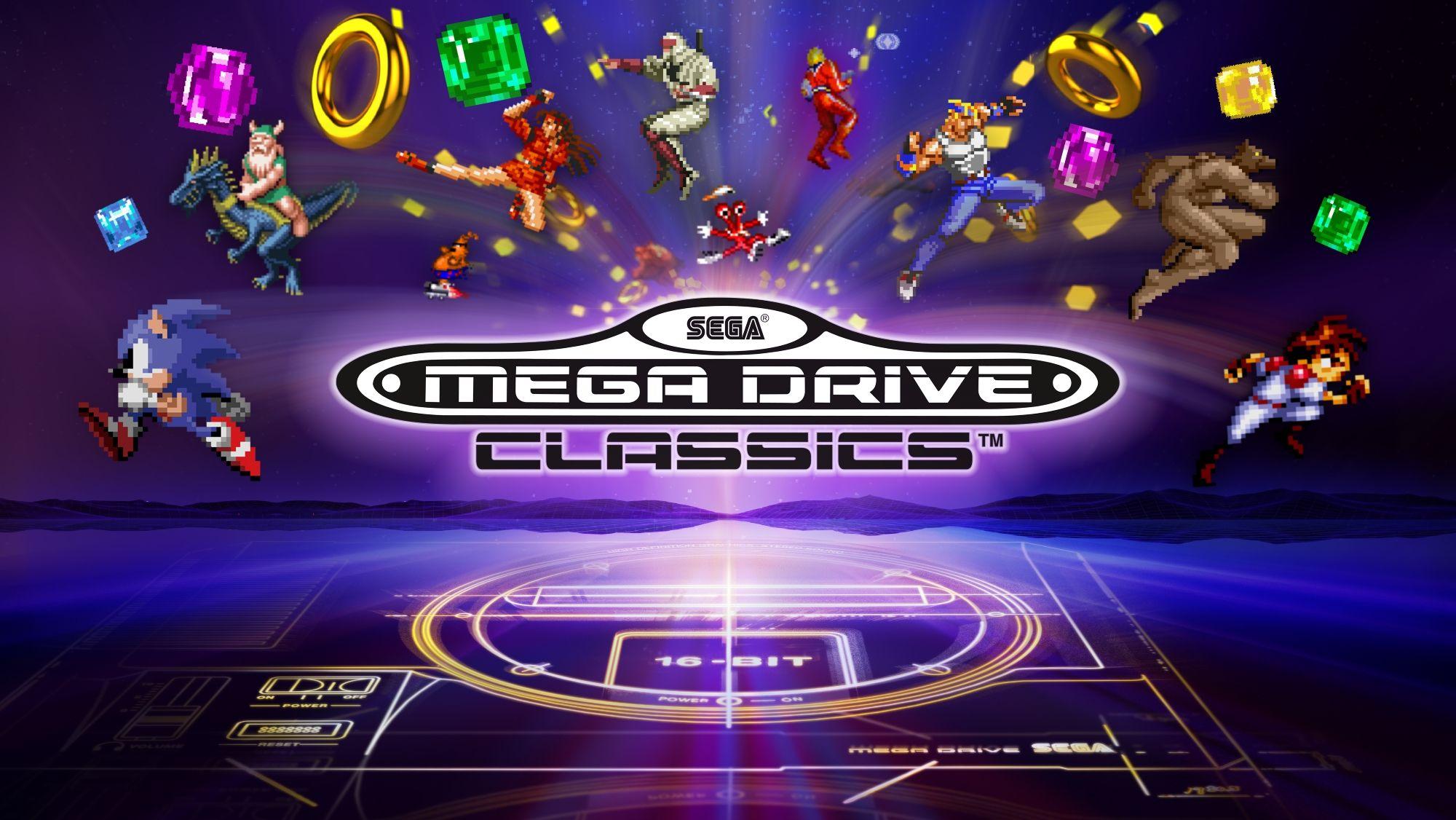 SEGA Genesis/Mega Drive Classics llegan a la realidad virtual con PSVR