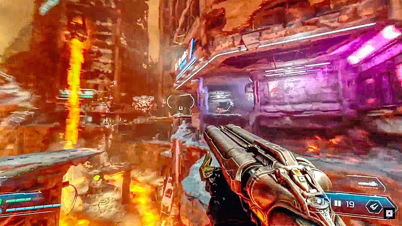 DOOM Eternal, en QuakeCon 2018: revelaron el violento y extremo gameplay
