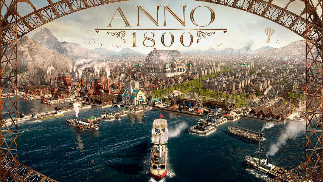 Anno 1800 ya tiene fecha de lanzamiento confirmada
