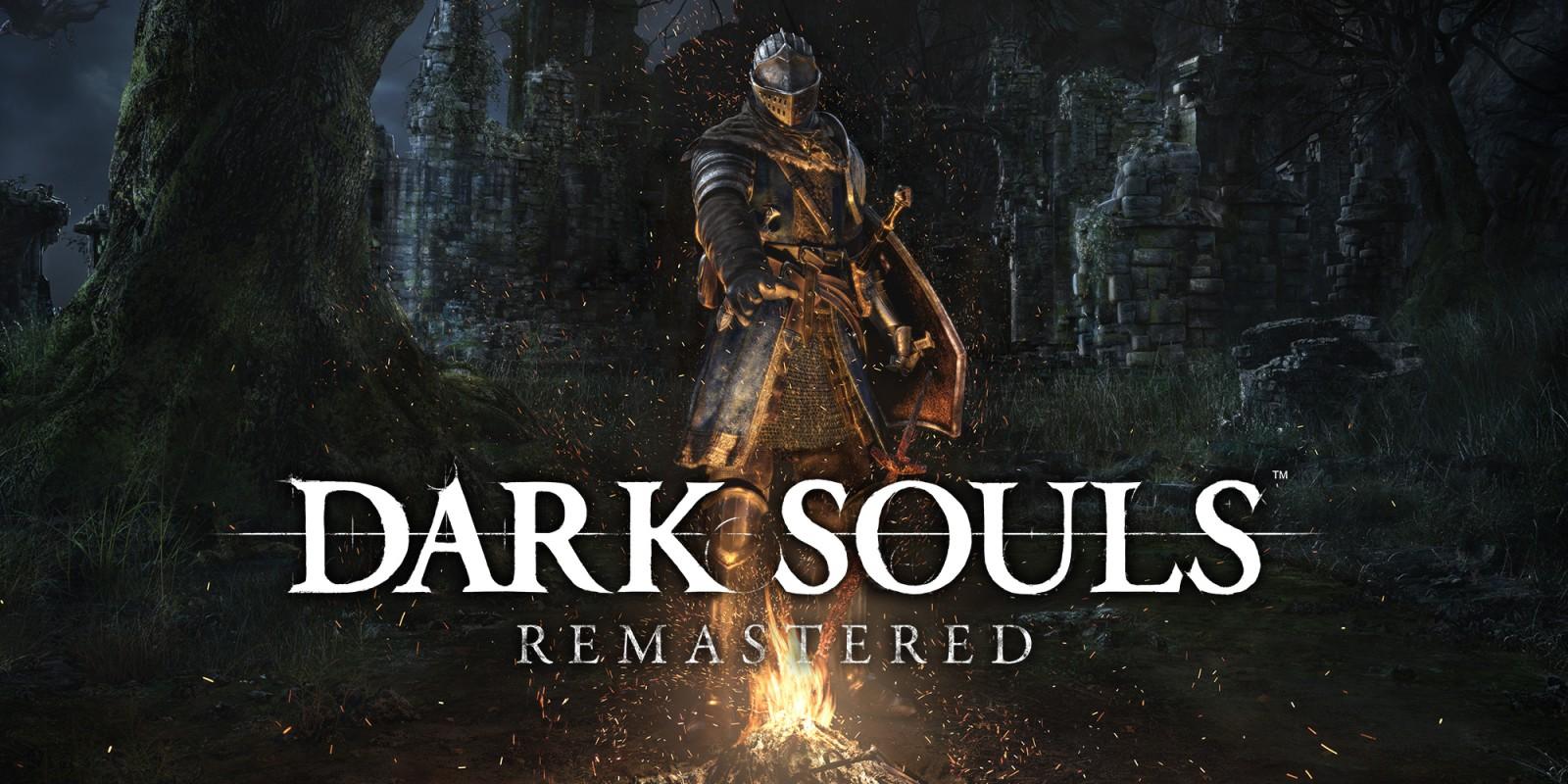 Finalmente confirmaron la fecha de salida de Dark Souls: Remastered para Nintendo Switch