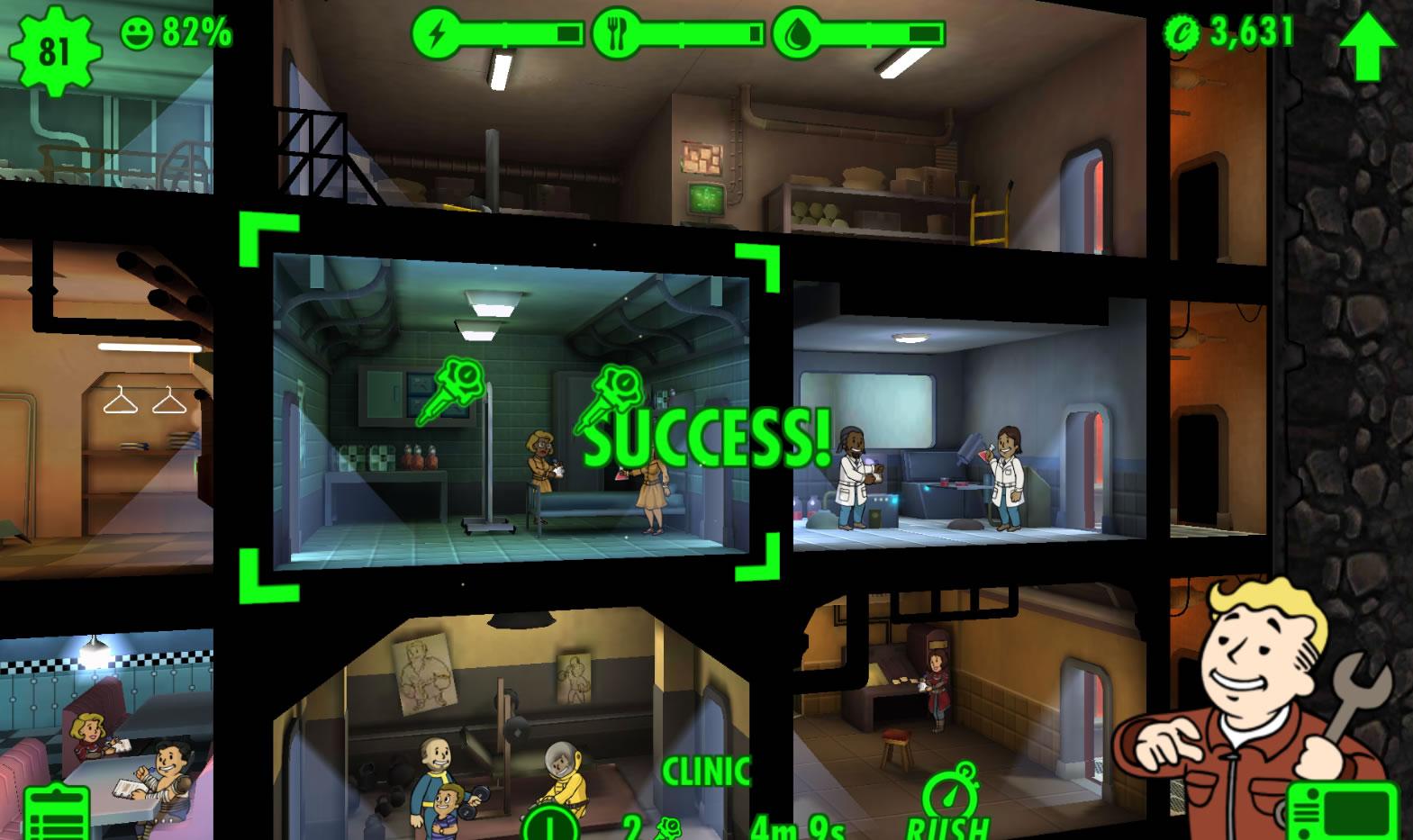 El poder de las microtransacciones: Fallout Shelter generó más de 90 millones de dólares