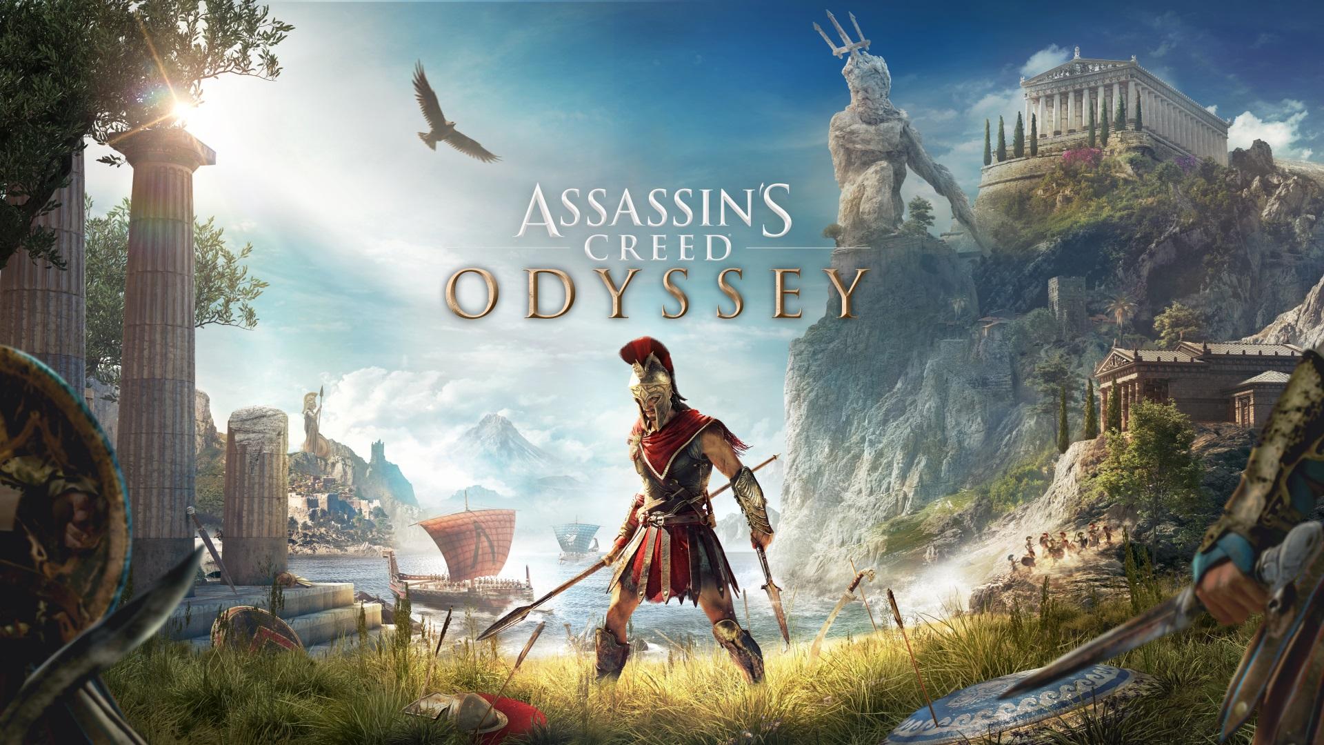 Assassin's Creed Odyssey y un nuevo gameplay de 5 minutos