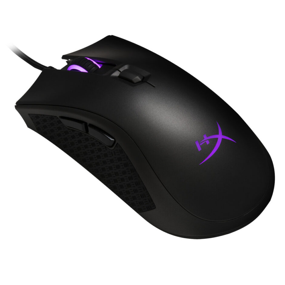 Lanzan Pulsefire FPS Pro, el último mouse RGB de Kingston