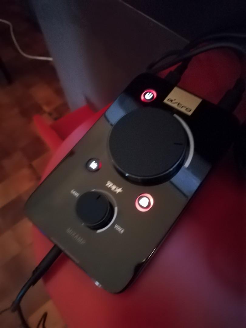 MixAmp Pro, la consola de audio de A 40