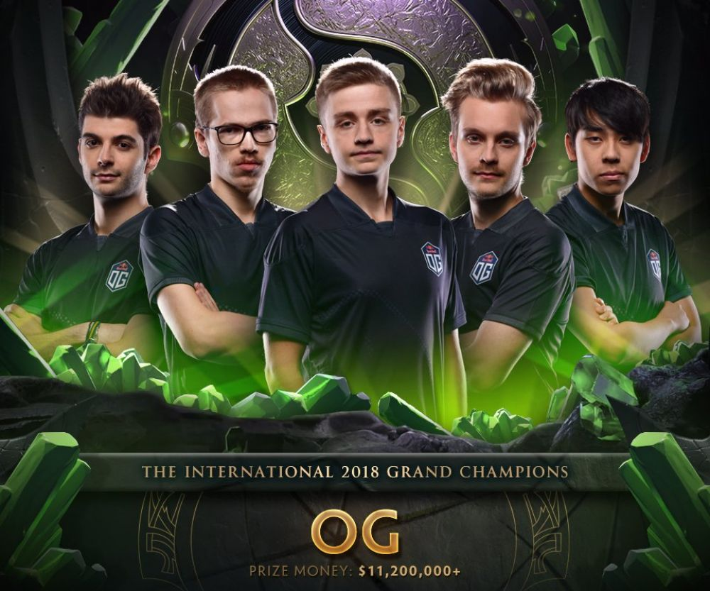 Dota 2: OG superó a PSG.LGD en un final para el infarto y se llevó The International 2018