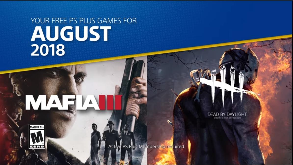 Sony anunció los juegos gratis con PS Plus de agosto