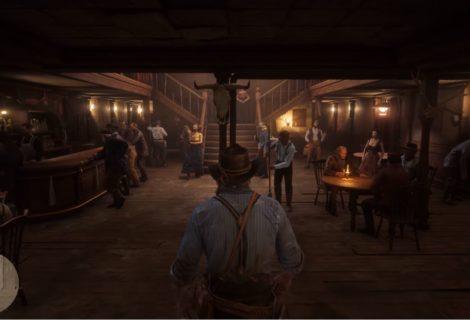 ¡Mira el nuevo gameplay de Red Dead Redemption 2!