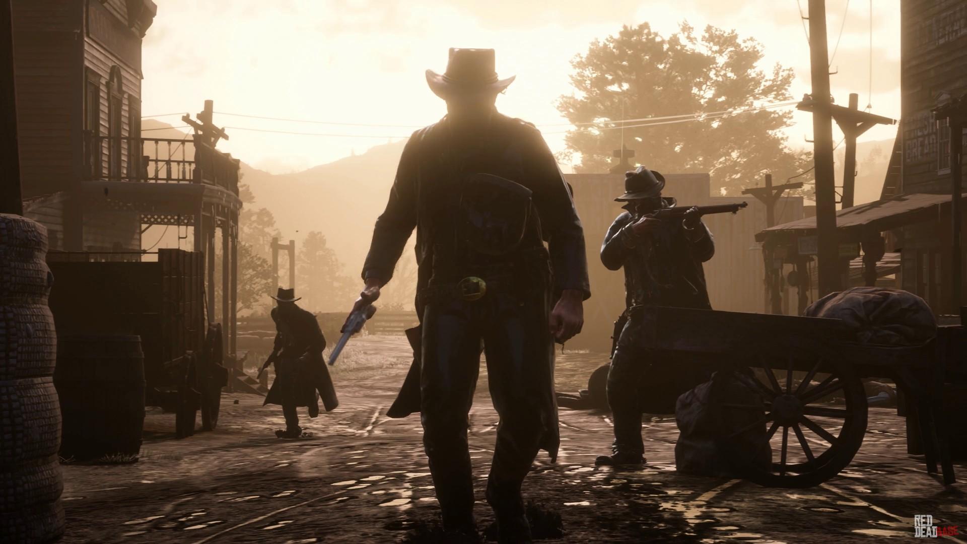 Red Dead Redemption 2: los nuevos aspectos de la trama y del juego en la entrevista exclusiva de The Hollywood Reporter, acá
