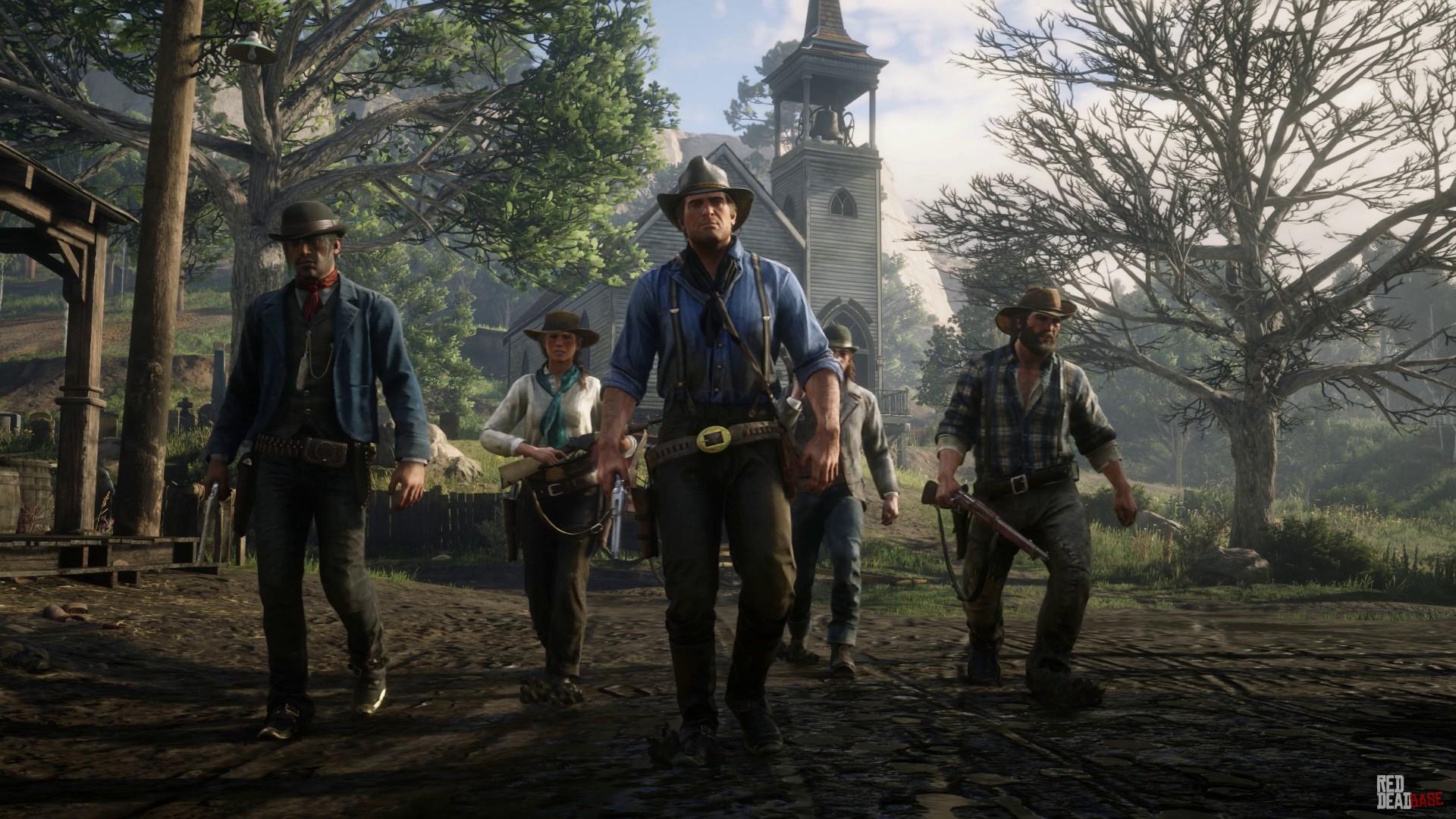 Red Dead Redemption 2, el mejor juego de 2018 sin premio pero que fijó un nuevo estándar en la industria
