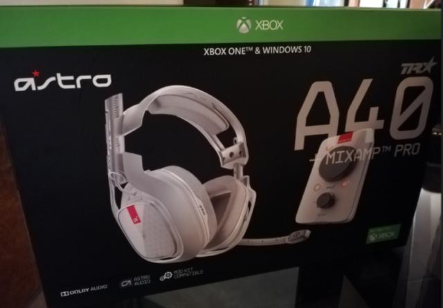 Astro A 40 exclusivo para Xbox One y PC