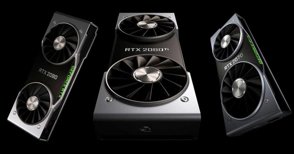 Nvidia presentó GeForce RTX 2080 Ti, 2080 y 2070: características, especificaciones y precios