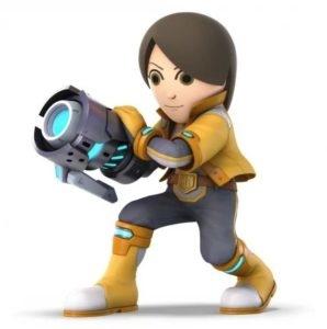 Mii Fighter (Gunfighter)