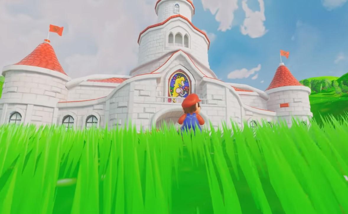Super Mario 64 en Unreal Engine 4: así se ve este clásico con gráficos actuales