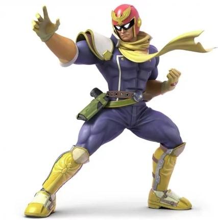 Capitán Falcon