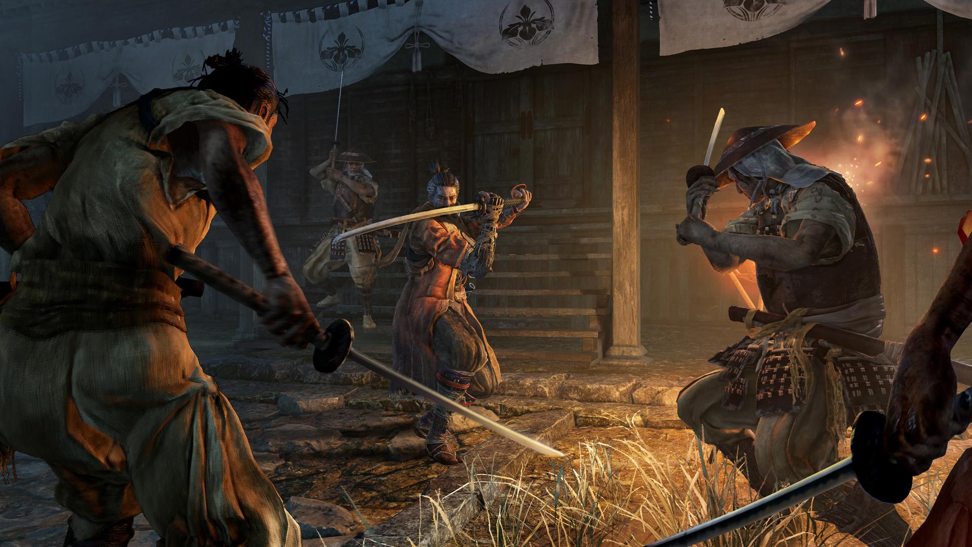 Un mod de Sekiro: Shadows Die Twice te permite terminar fácilmente el juego