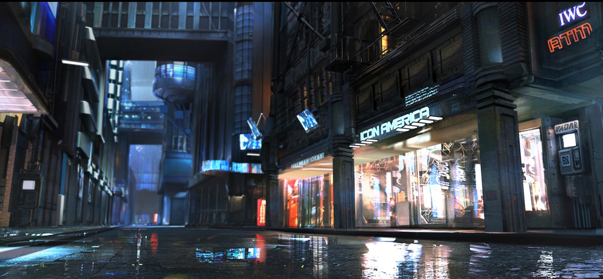Cyberpunk 2077: un clima pesado