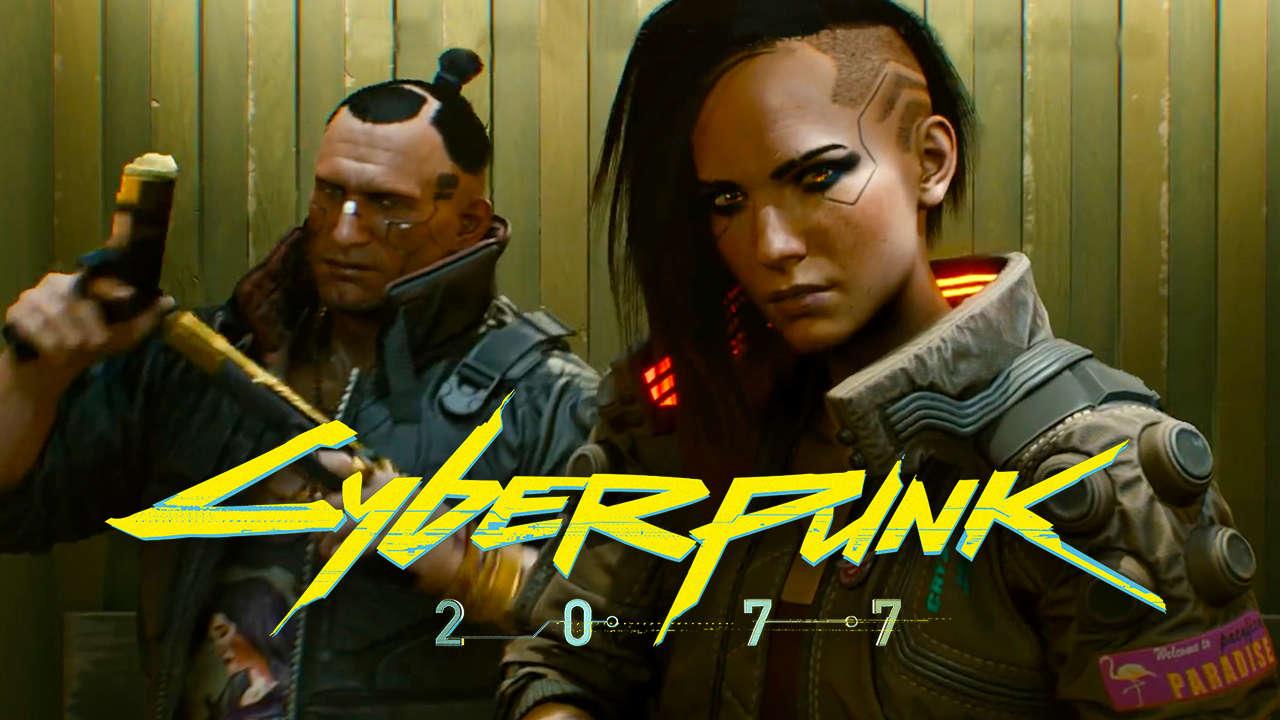 Sale el primer gameplay de Cyberpunk 2077, y es realmente espectacular