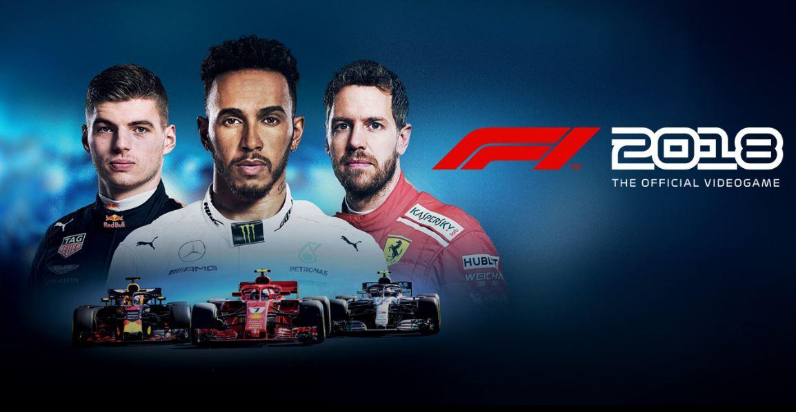 Codemasters nos trae un último tráiler de F1 2018 antes de su salida