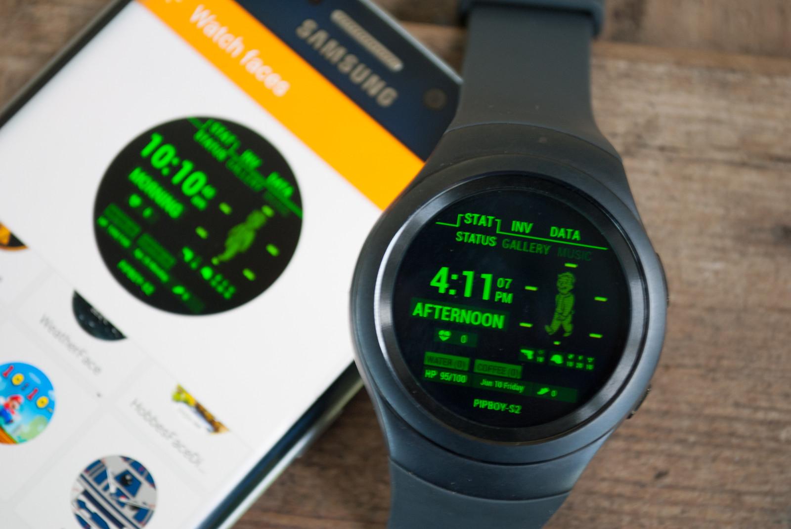 Tené tu propio Pip-Boy en la muñeca con esta app para Smartwatch