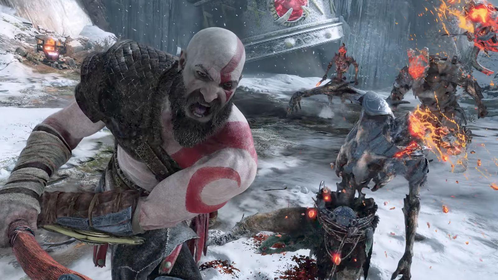 God of War 2 sería el primer tanque de PlayStation 5: los enigmáticos mensajes de Cory Barlog