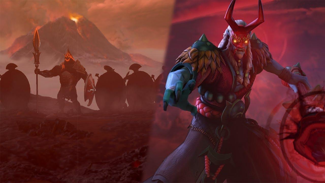 Valve presentó dos nuevos héroes de DOTA 2 durante The International 2018