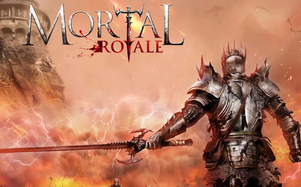 Se viene Mortal Royale: el Battle Royale de 1000 jugadores