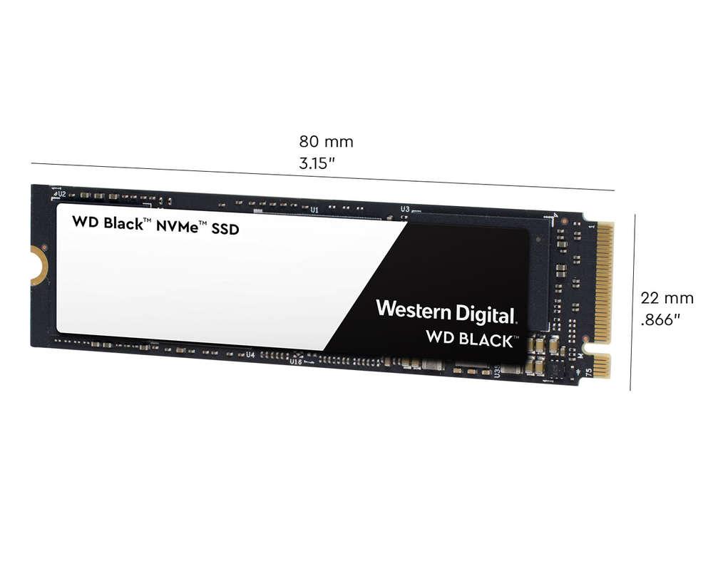 Western Digital presentó el SSD más rápido del mercado argentino: Black 3D NVMe