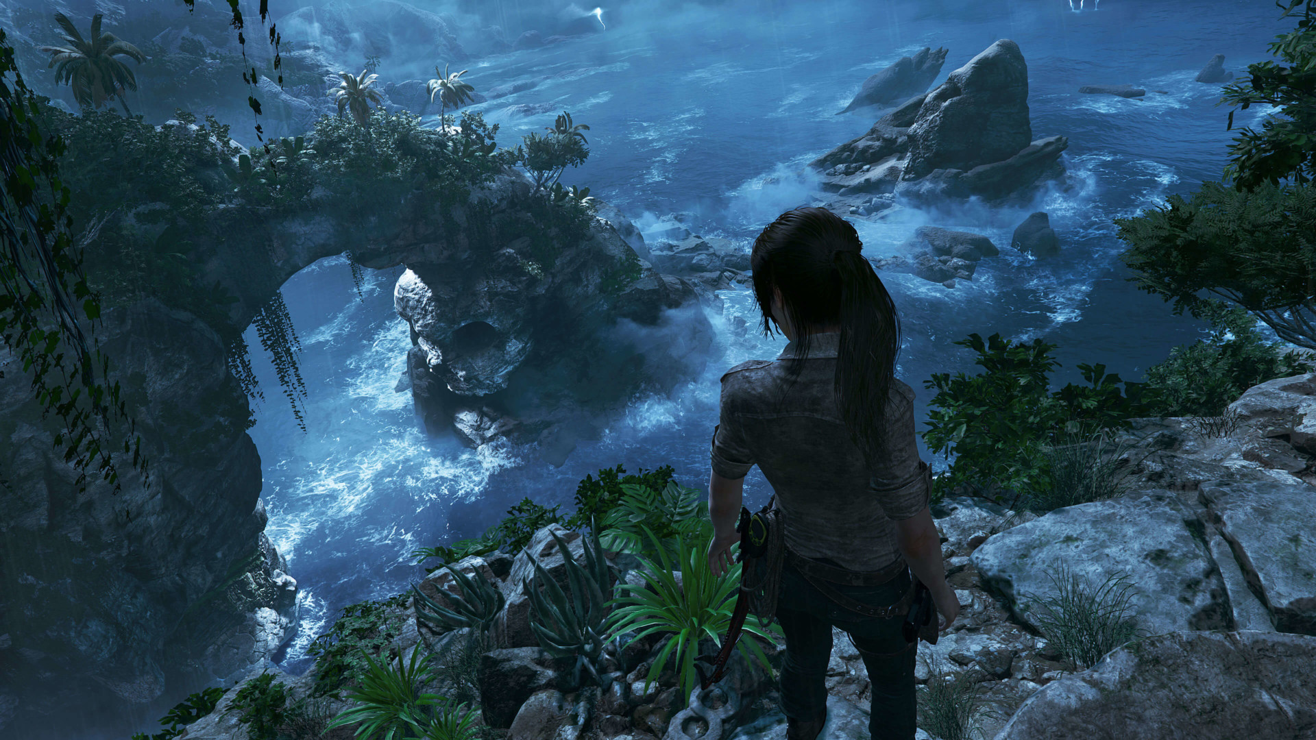 Shadow Of The Tomb Raider: Trailer de supervivencia subacuática