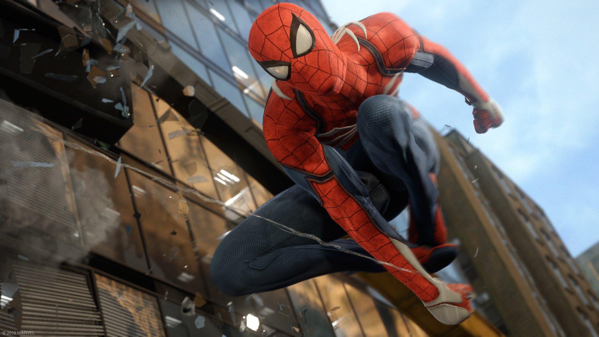 Spider-Man presentó un nuevo adelanto con Nueva York como protagonista