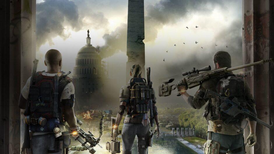 The Division 2 saldrá en la Tienda de Epic pero no en Steam