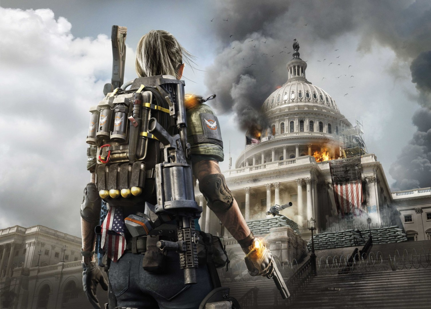 The Division 2 arranca con su beta privada este 7 de febrero y estrena tráiler de gameplay