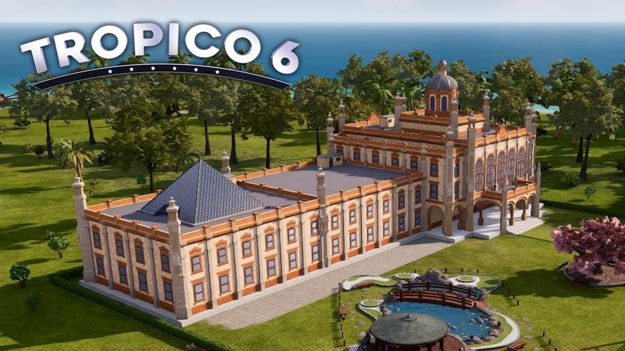 Tropico 6, el simulador de dictador, vuelve a las consolas y la PC