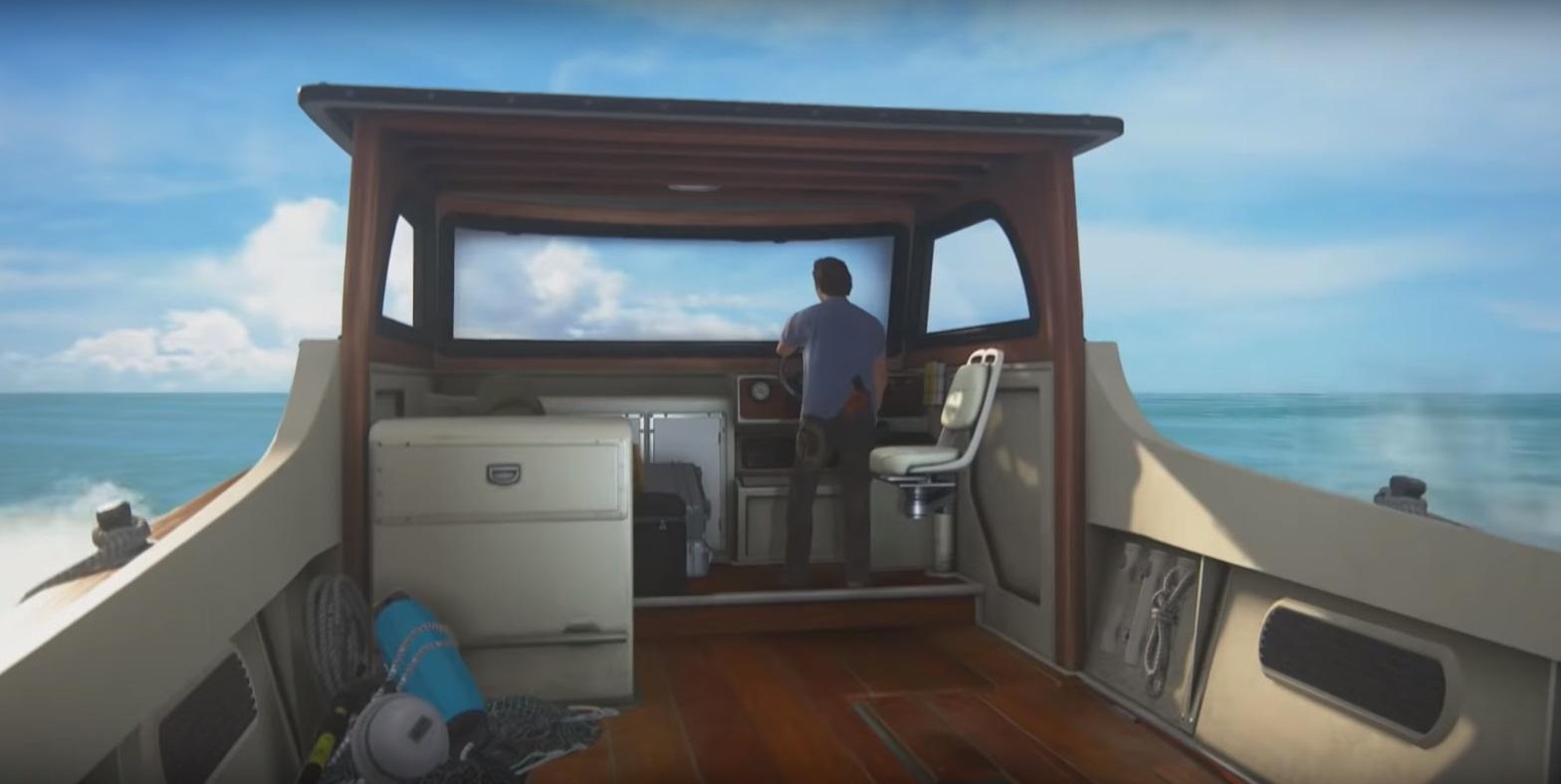 Disfrutá de Uncharted 4 en primera persona con este espectacular trailer