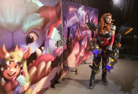 Final Latinoamérica de League of Legends: una argentina ganó el competitivo concurso de cosplay