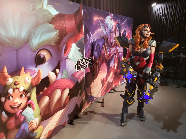 Final Latinoamérica de League of Legends: una argentina ganó el competitivo concurso de cosplay