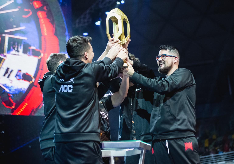 Infinity Sports, nuevo campeón latinoamericano de League of Legends