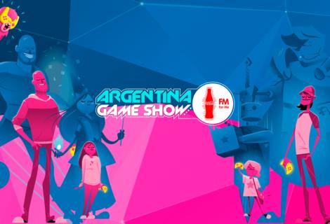 Así será el cronograma de la Argentina Game Show 2018 día a día