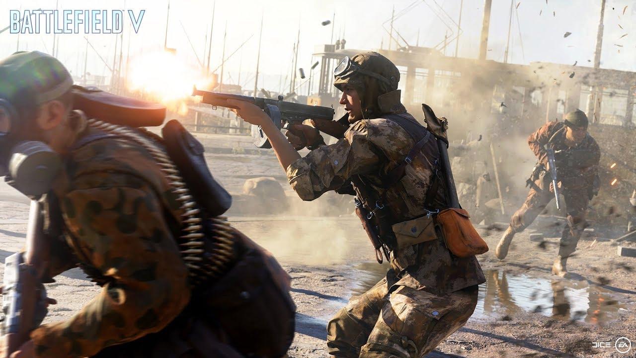 Terminada la beta, DICE repasa todos los cambios que quiere para Battlefield V en su estreno