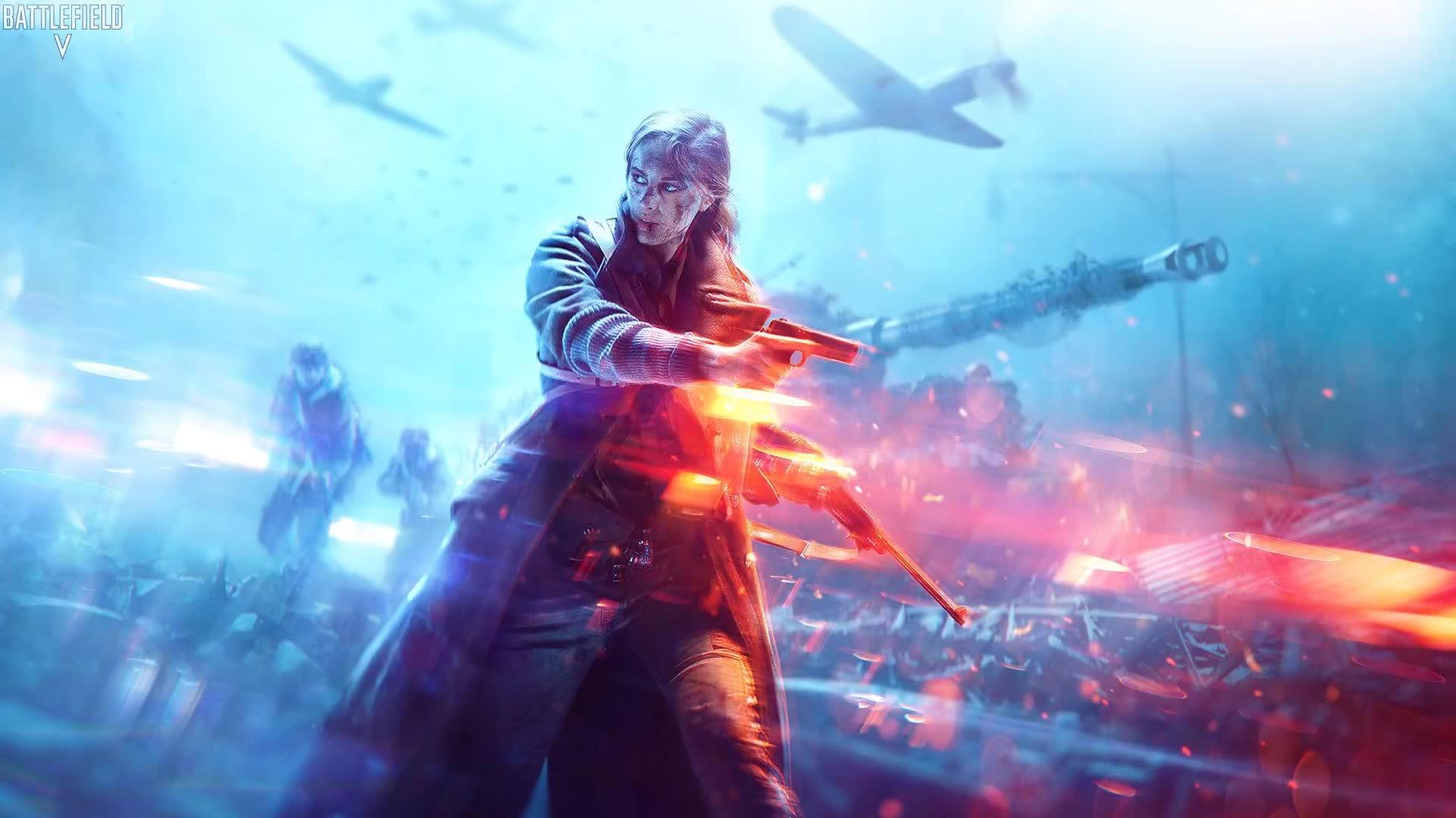¡Esto es Battlefield V! EA y DICE presentan todo lo que podremos encontrar en el juego