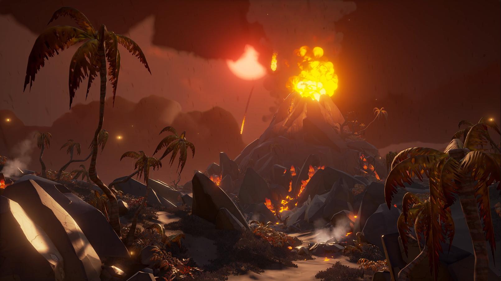 Sea of Thieves: Se retrasa la esperada expansión Forsaken Shores