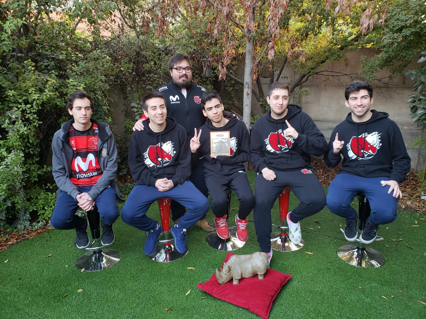 Una gaming house por dentro: la intimidad de KLG en Chile