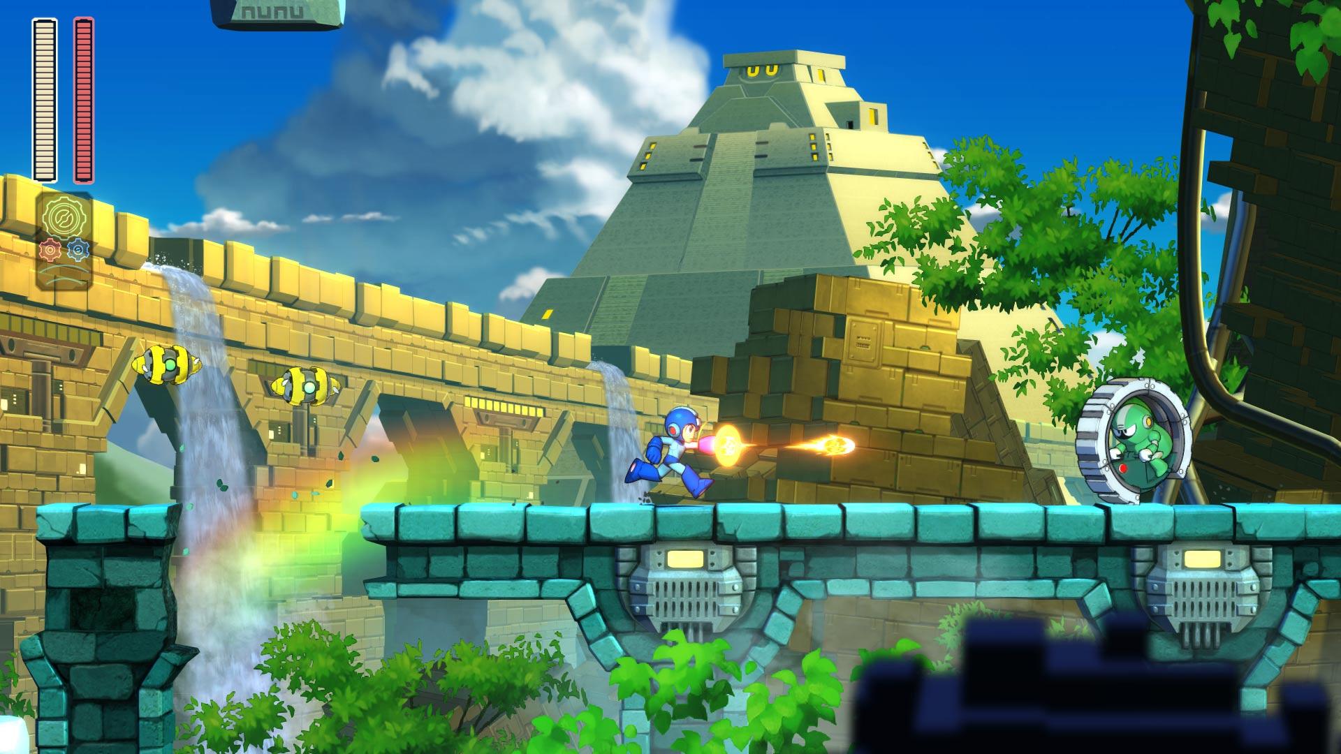 Mega man 11 tiene nuevo trailer y ¡demo disponible!