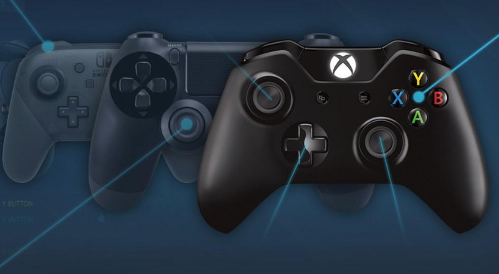 ¿Qué controles usás para jugar? Los joysticks más usados, con Xbox a la cabeza y una sorpresa