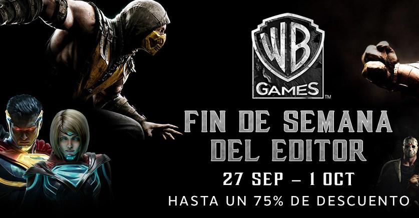 Todavía estás a tiempo: la saga de Batman, Mortal Kombat X, Shadow of Mordor y más, hasta 75% más baratos en Steam