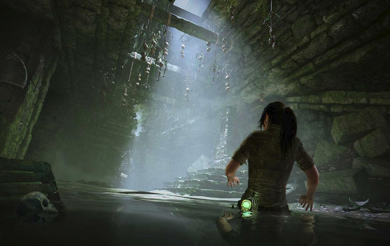 Novedades de la semana: NBA 2K19, Bastión llega a Switch y se termina la espera con Shadow of the Tomb Raider