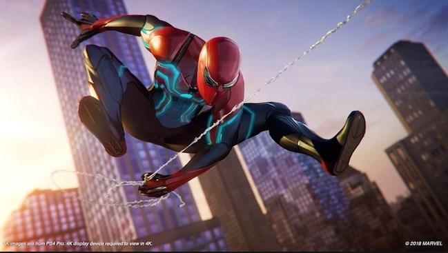 Marvel's Spider-Manrompe un récord en la PlayStation 4