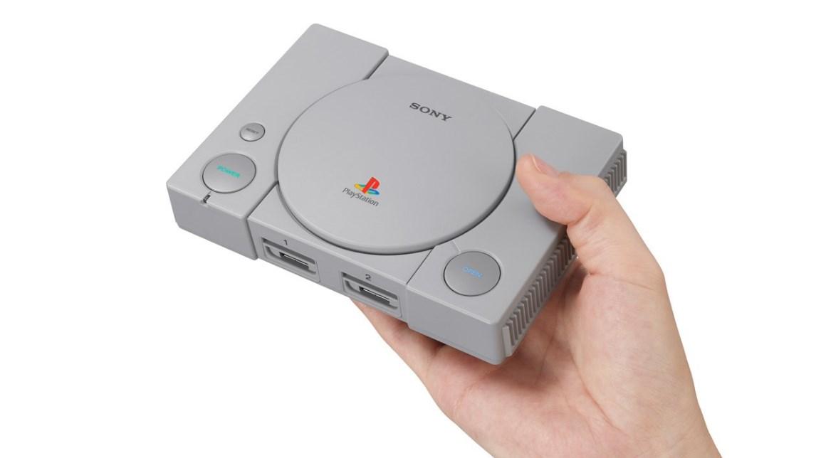 PlayStation se mete en el mundo de las mini consolas