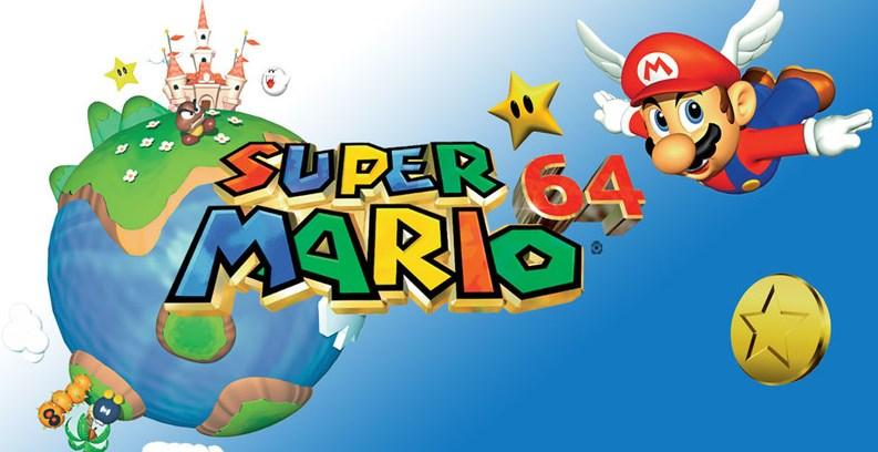 ¿Se puede completar Super Mario 64 sólo usando un mouse? Es una experiencia insoportable, pero claro que sí