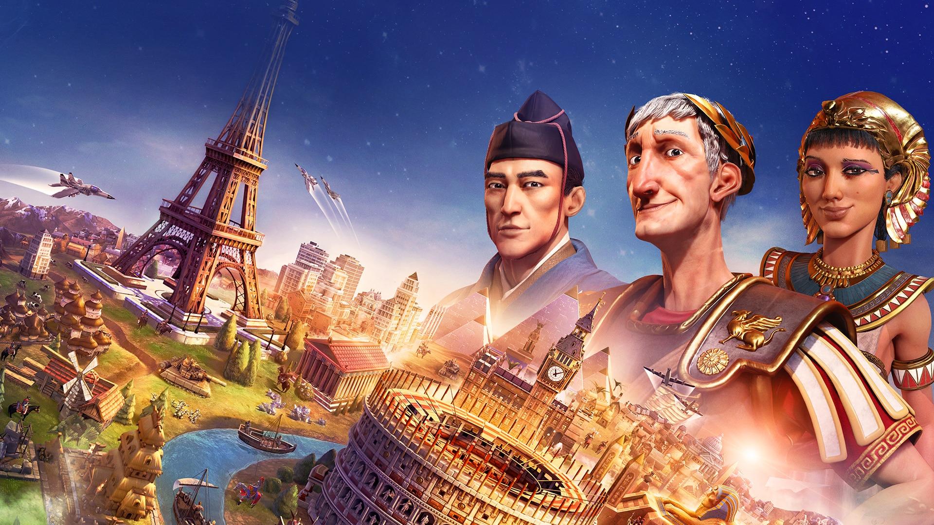 Civilization 6, el célebre juego de estrategia, tiene fecha confirmada en la Switch