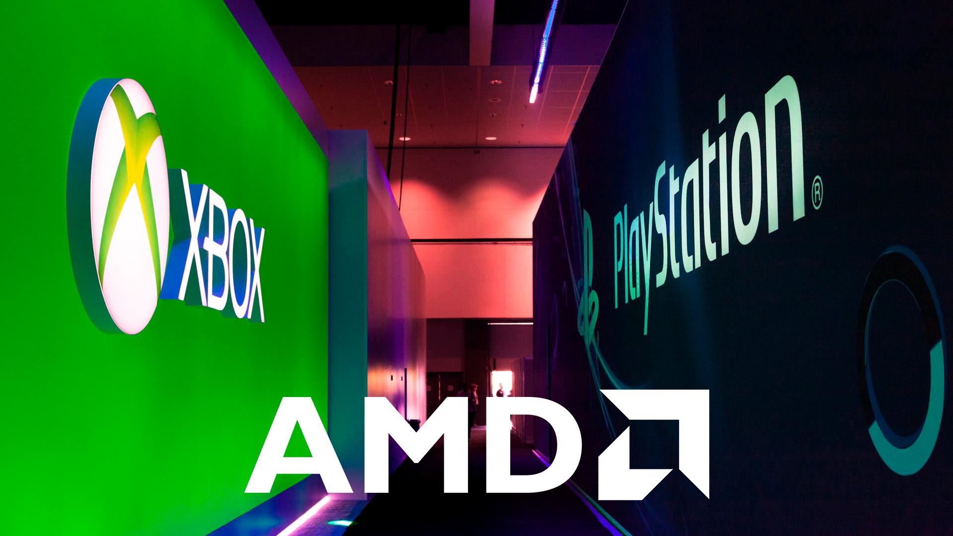 AMD confirmó que está trabajando junto a Sony y Microsoft en la próxima generación de consolas